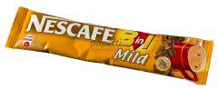 Cafea Nescafe 3 in 1 Mild, 24 bucati x 11g