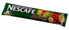Cafea Nescafe 3 in 1 Strong, 24 bucati x 11g