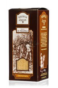 Zahar brun de Mauritius, 500g, Margaritar