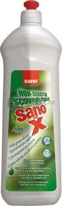 Crema de curatat, parfum mere, 700ml(1000g), X Cream Sano