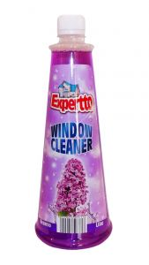 Rezerva detergent geamuri, oglinzi, 750ml, Liliac Expertto