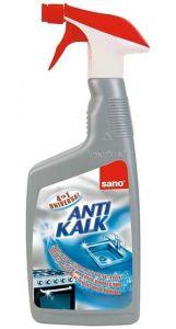 Detergent cu pulverizator pentru indepartarea calcarului si ruginei, 700ml, Anti Kalk Universal 4 in