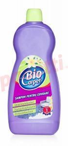Detergent pentru toate tipurile de covoare, mochete, tapiterii, 750ml, Biocarpet