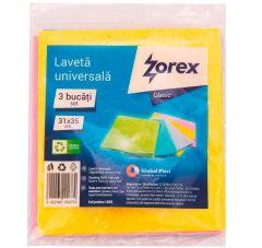 Lavete universale, 31x35cm, 3buc/set, Global