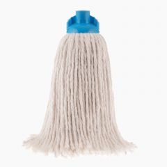 Rezerva universala mop, bumbac, alb, 250g