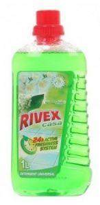 Detergent pentru orice tip de pardoseli, 1L, Casa Spring fresh Rivex