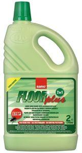 Detergent pentru orice tip de pardoseli, 2L, Floor Plus Sano