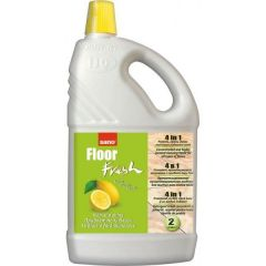 Detergent concentrat, pentru orice tip de pardoseli, 2L, Floor Fresh Lamaie Sano
