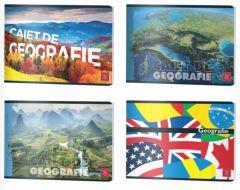 Caiet geografie, 24file, Pigna