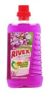 Detergent pentru orice tip de pardoseli, 1L, Casa Floral Rivex