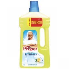 Detergent pentru orice tip de pardoseli, 1L, lamaie, Mr. Proper