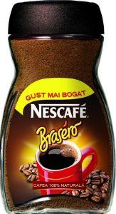 Cafea solubila NESCAFE Brasero Original 100g