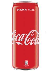 Coca-Cola 0,33l(doza), 12buc/bax