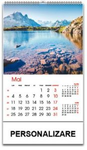 Calendar de perete, Peisaje, CR
