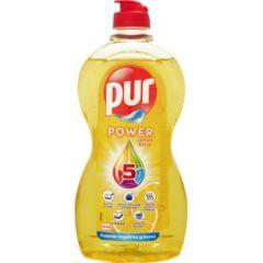 Detergent vase, 450ml, Lemon PUR