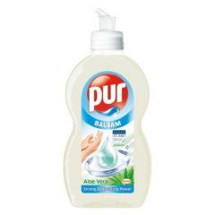 Detergent vase, 450ml, Aloe Vera PUR