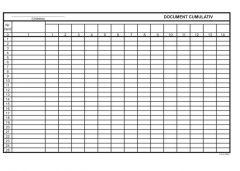 Document cumulativ A4, orizontal
