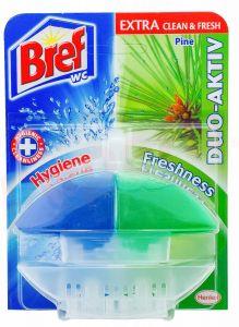 Odorizant gel cu suport pentru toaleta, Pine, 50ml, WC Gel Duo-Aktiv Bref