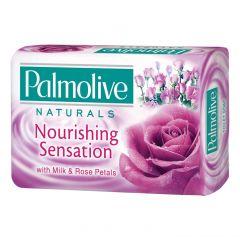 Sapun de toaleta, parfum milk&rose petals, 90g, Palmolive Naturals