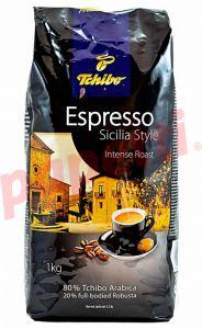 Cafea Tchibo Espresso Sicilia, boabe, 1kg