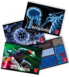 Caiet biologie, 24file, Pigna