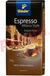 Cafea Tchibo Espresso Milano Style, boabe, 1kg