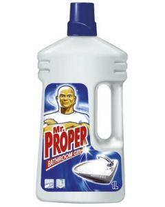 Detergent universal pentru baie, 1L, Mr. Proper Bathroom Gel
