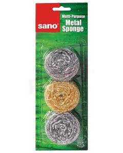 Bureti metalici, 3buc/set, Sushi Universali Sano