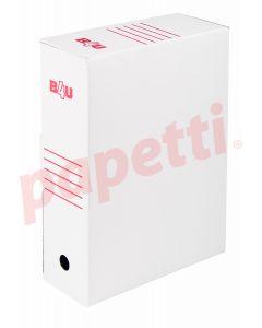Cutie pentru arhivare 345x245x80, alba, B4U