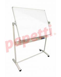 Whiteboard magnetic, 100cm x 150cm, mobil Memoboards