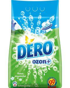 Detergent pudra pentru tesaturi, automat, 6kg, Ozon+ Dero