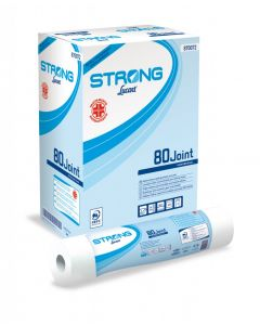Prosop hartie alb medical, 2 straturi, 0,6x80m, Lucart Strong