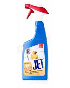 Detergent cu pulverizator pentru orice suprafata lavabila din baie, 750ml, Jet Bathroom Sano