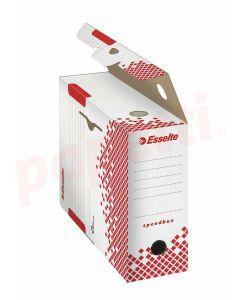 Cutie pentru arhivare 350x250x100, alba, Speedbox Esselte