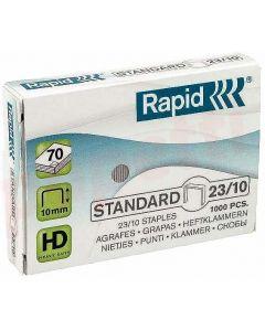 Capse nr.23/10 Rapid Standard
