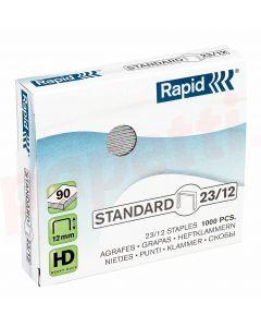 Capse nr.23/12 Rapid Standard