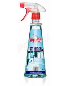 Detergent cu pulverizator ptr. curatat baia, 500ml, Expertto