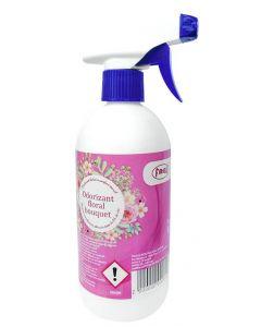 Odorizant solutie cu pulverizator pentru camera, floral bouquet, 500ml, FABI