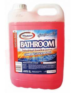 Detergent ptr. baie, 5L, Bathroom MSV