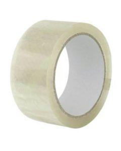 Banda adeziva solvent, transparenta 48 x 66, PPR