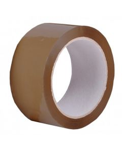 Banda adeziva solvent, maro 48 x 66, PPR