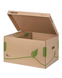 Container arhivare cutii de arhivare, cu capac, 439x242x345 mm, Eco Esselte