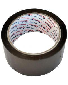 Banda adeziva acrilica, maro 72 x 66, Optima