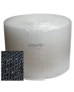Folie cu bule mici in 2 straturi, 50g/mp, 125m x 0,4m
