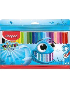 Carioca 24 culori/set Color Peps Ocean Maped