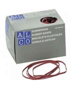 Elastic 130mm, lat 10mm, 500g/cutie, Alco