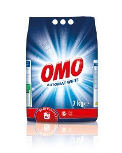 Detergent pudra pentru tesaturi albe, automat, 7kg, Professional OMO