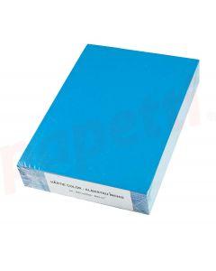 Hartie copiator A4, 80g, colorata in masa albastru inchis, Clariana