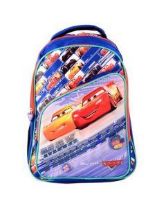 Ghiozdan scolar clasele I-IV, CARS1868-2, albastru, Cars Pigna