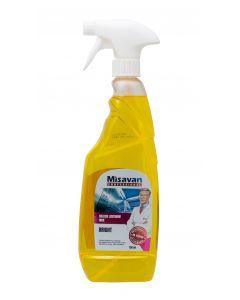 Detergent cu pulverizator ptr. curatarea suprafetelor din inox, 750ml, MSV